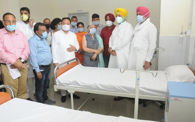 Jalandhar District gets three new health centres