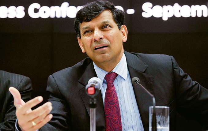 Complacency won't do,  Rajan rings alarm bells