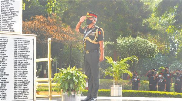 73rd Raising Day of Army's Western Command celebrated