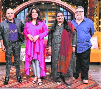 The cast of  Hum Log makes  a rare appearance on The Kapil Sharma Show