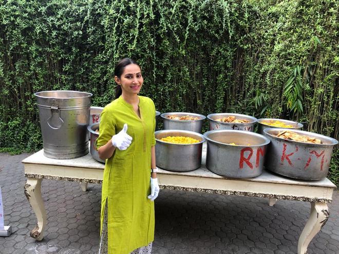 Rishina Kandhari on attitude of gratitude