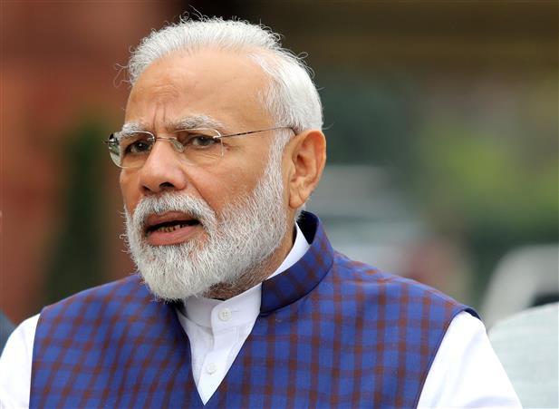 BJP battles growing PM Modi video 'dislikes'