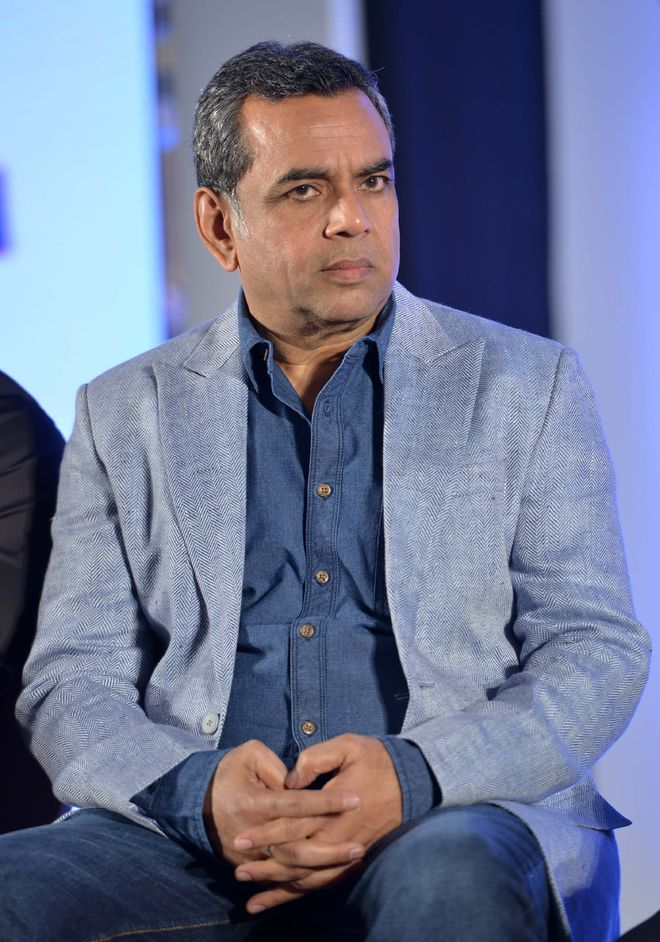 Paresh Rawal: Another feather in his cap