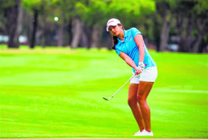 Tvesa hits career high with T-4 finish