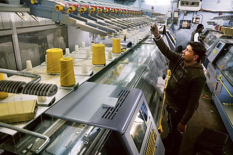 Industrial output dips 10.4% in July