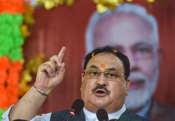 BJP launches bigfarmer push in Bengal with Nadda's 'Ek Mutthi Chawal Sangrah'