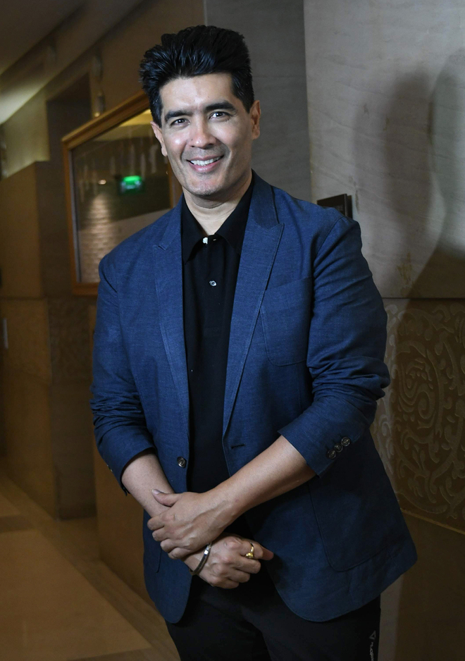 Fashion designer Manish Malhotra launches virtual store