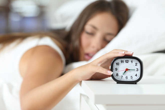 Study finds fragmented sleep patterns can predict vulnerability to chronic stress