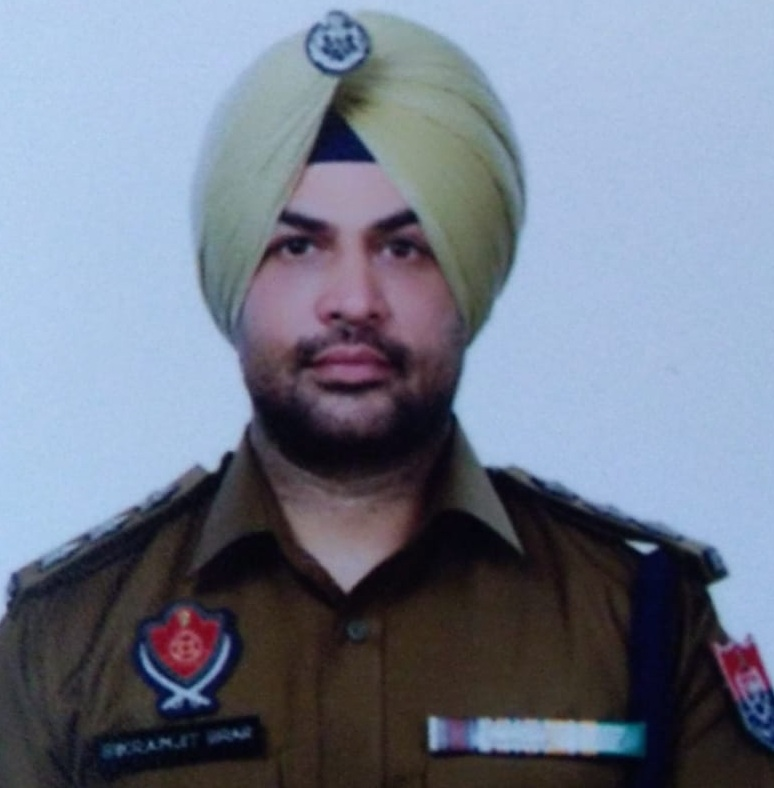 Punjab cop bags third police medal for gallantry; first to win three