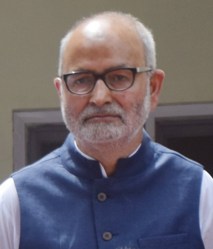 Naeem Akhtar admitted to hospital after falling unconscious in Srinagar sub-jail