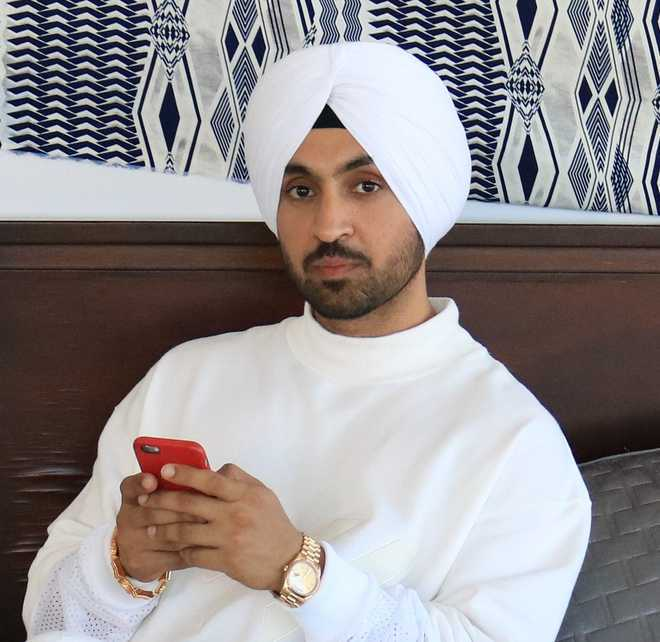 Diljit Dosanjh got 'shakti' from this ingredient in latest cooking video