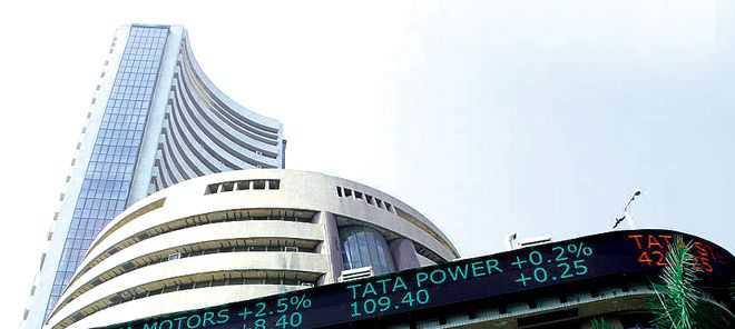 Sensex jumps 248 pts to end at new peak; Nifty tops 14,500