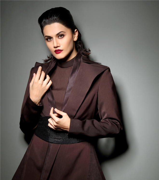 Number of minutes don't matter, impact you leave does: Taapsee as 'Baby' clocks 6 years