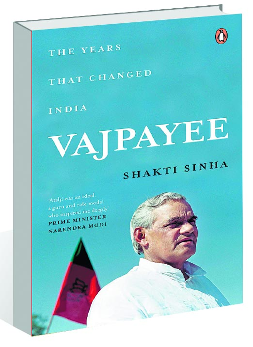 'Vajpayee: The Years That Changed India' is an insider's take on Vajpayee years