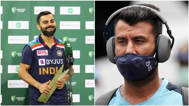 Kohli loses second spot to Smith in rankings for Test batsmen, Pujara moves up to 8th