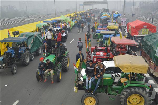 Farmers' tractor rally on Jan 26 will begin after R-Day celebrations conclude
