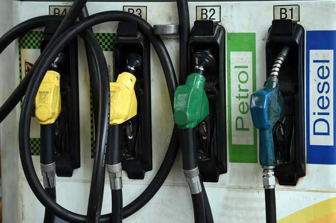 Petrol, diesel prices hiked by 25 paise per litre, scale new highs