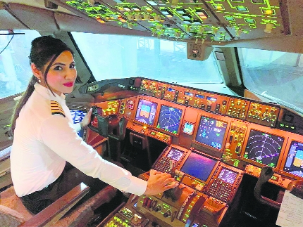 Four Air India women pilots script history with longest direct commercial flight over the North Pole