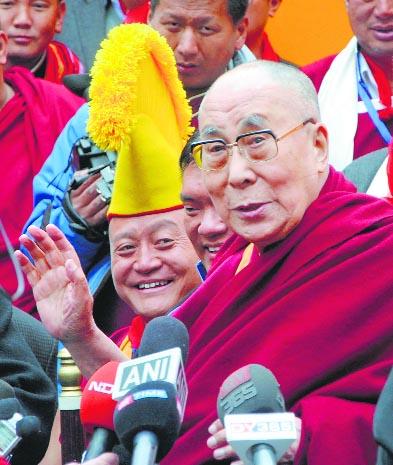 US rebuffs China's role in picking Dalai Lama's reincarnation