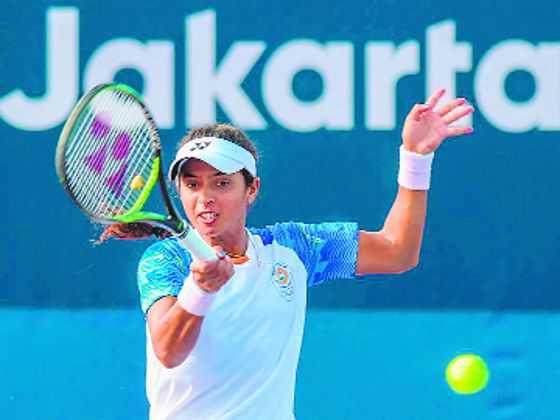 Australian Open Qualifiers: Ankita falls short again