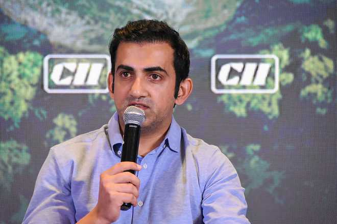 BJP MP Gambhir ruffles feathers after letter to DDA requesting archery facility to be named after Kumble