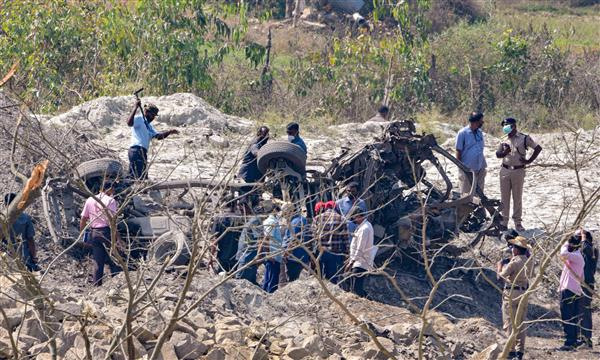 Karnataka explosion: Quarry owner, 2 others arrested
