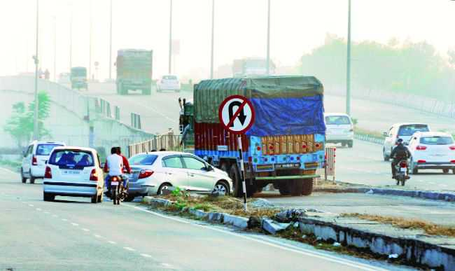 Road mishaps: 45 black spots identified in Jalandhar dist