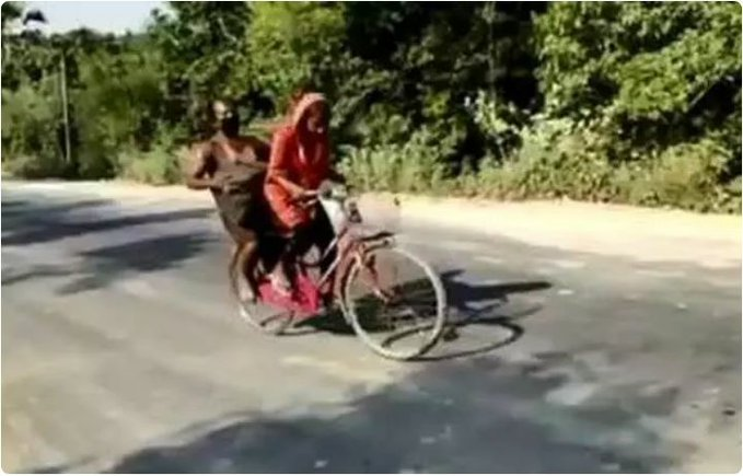 'Bicycle girl' Jyoti Kumai is brand ambassador for anti-drug abuse programme in Bihar