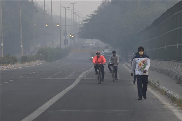 Strong winds improve Delhi's air quality
