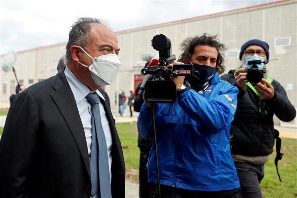 Maxi-trial opens for Italy's other mob group 'ndrangheta