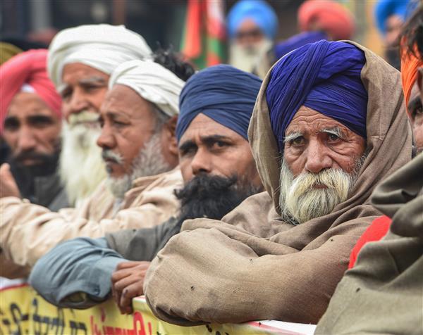 Elderly farmer protesting against agri laws dies of cardiac arrest at Tikri border