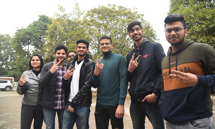 Ludhiana students come off with flying colours