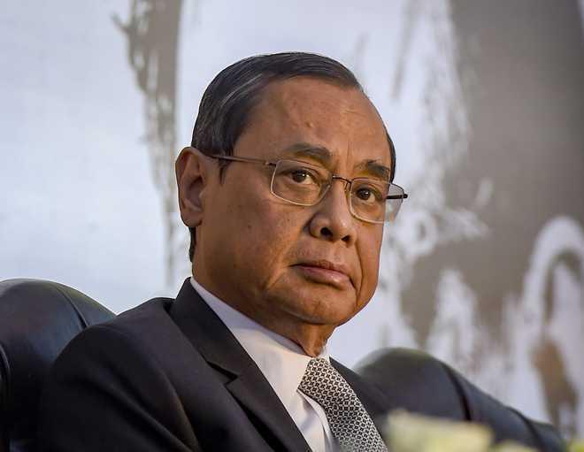 Former CJI Ranjan Gogoi provided Z-plus security
