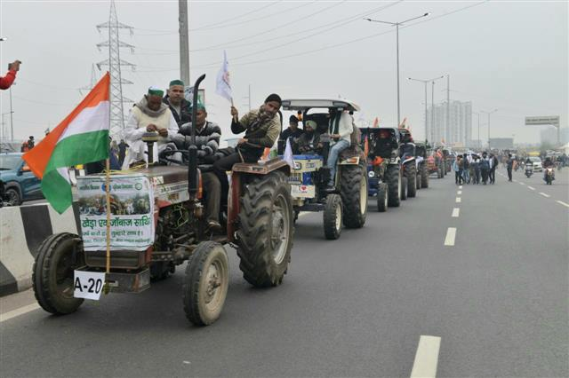 Will join tractor rally, say kin of deceased