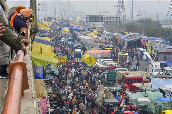 Huge traffic snarls on Karnal–Delhi and Rohtak–Delhi roads day ahead of farmers' tractor march