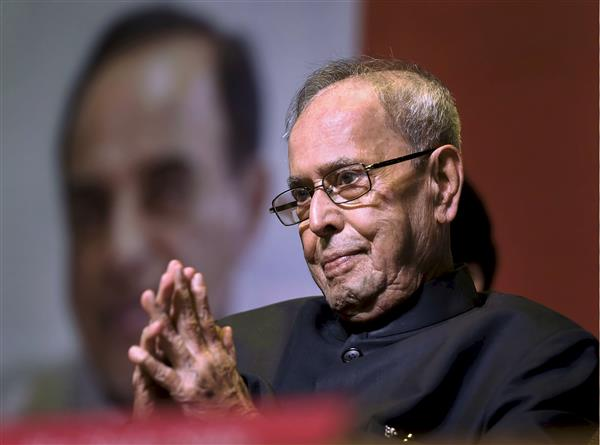 Cong failed to recognise end of its charismatic leadership: Pranab in last book