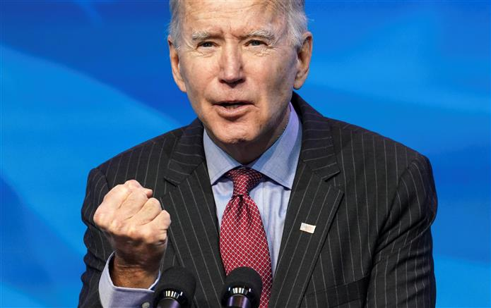 Will introduce immigration bill immediately after taking office, says Biden