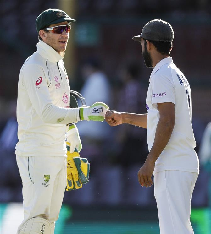 Unacceptable, upsetting: Rahane on racist abuse at Sydney Test; Paine backs him