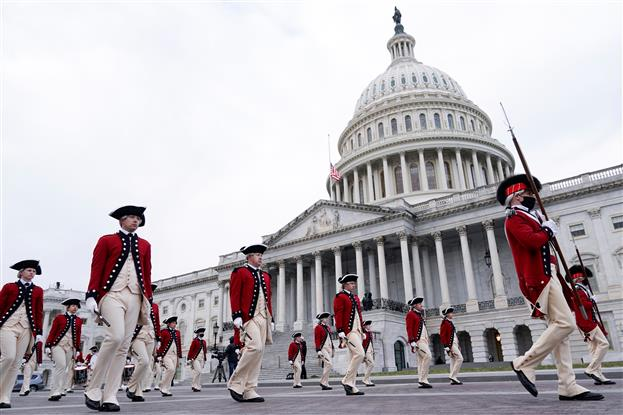 US Capitol on lockdown over 'external security threat'
