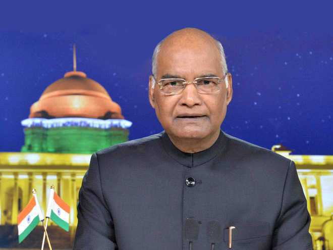 President gives Rs 5L for Ram Temple