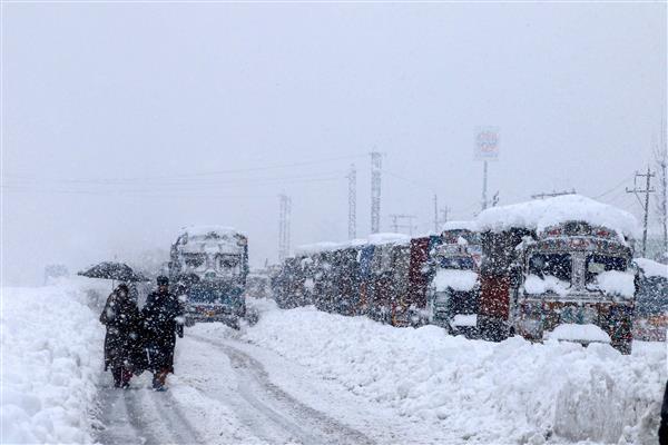 Srinagar-Jammu national highway reopens for traffic