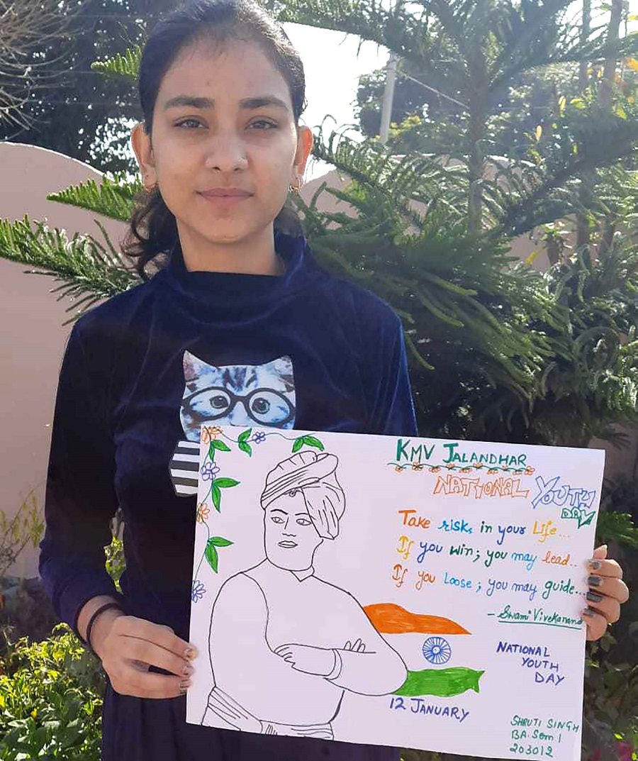 Contests for poster making, poetry, slogan writing held