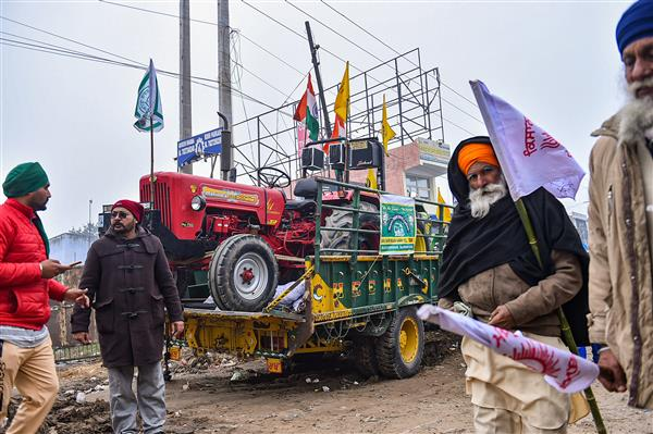 Decision on allowing tractor rally only after completing modalities