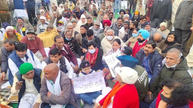 Will fill political vacuum in Haryana as soon as it arises: Selja