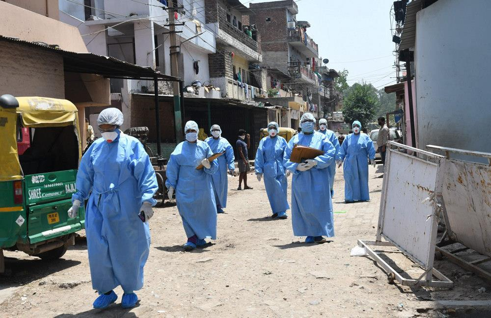Delay in detecting asymptomatic infections behind Covid outbreak in Chandigarh's Bapu Dham: PGI study