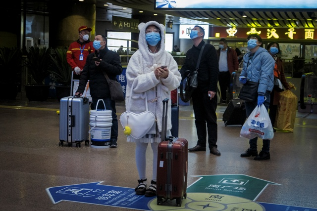 China pandemic control goes rural ahead of Lunar New Year