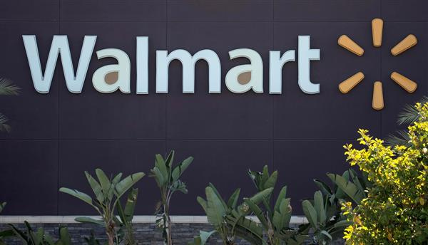 Walmart suspends contributions to U.S. lawmakers who opposed Biden