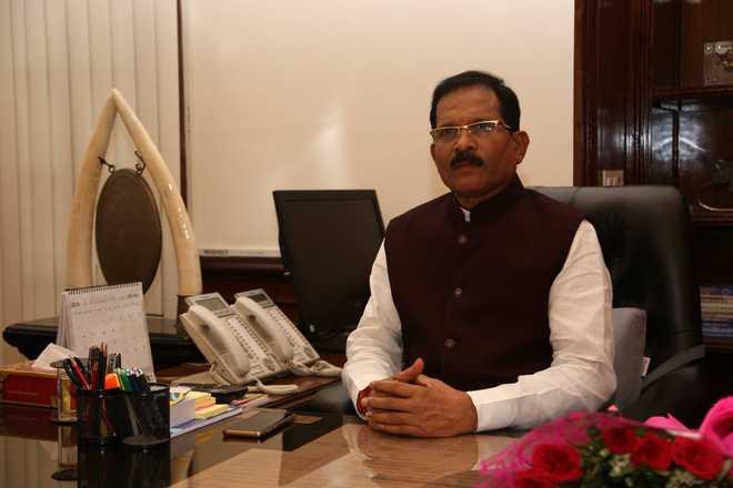 Union minister Shripad Naik is conscious, recovering: Goa CM