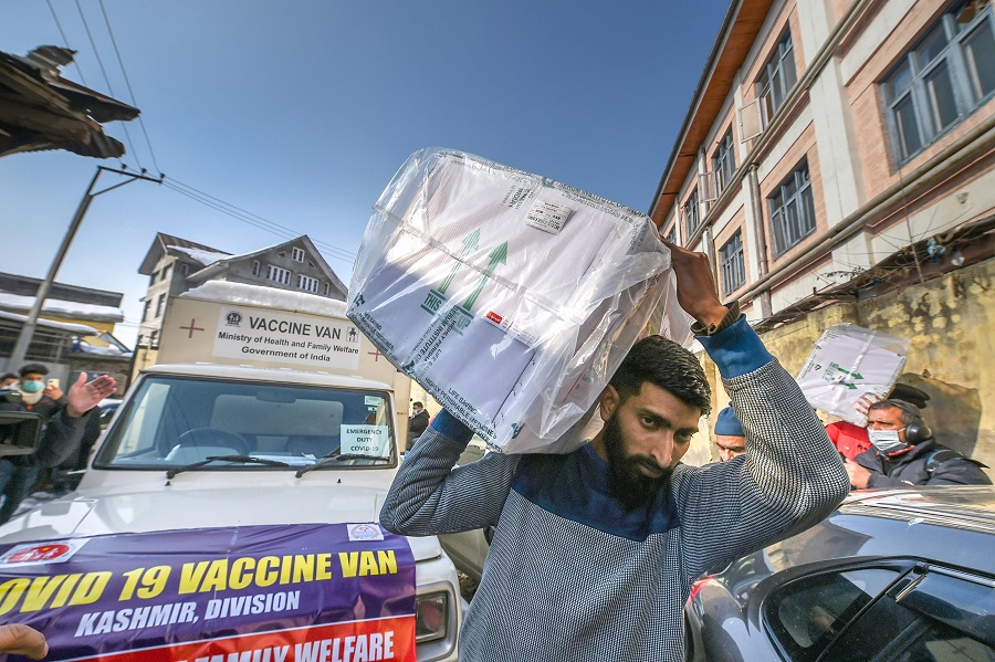 J&K records 121 new coronavirus cases, no deaths reported