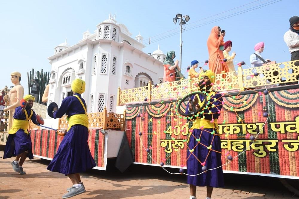 R-Day parade: Punjab tableau to depict Sikh guru's sacrifice